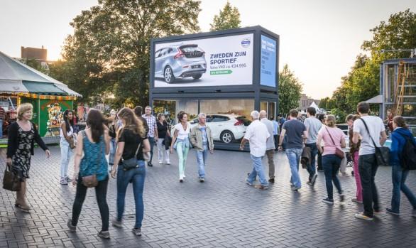 Campagne Volvo V40