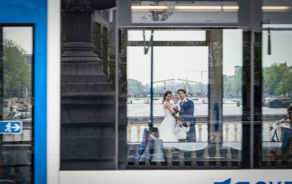 Bruiloft Marvin & Aida