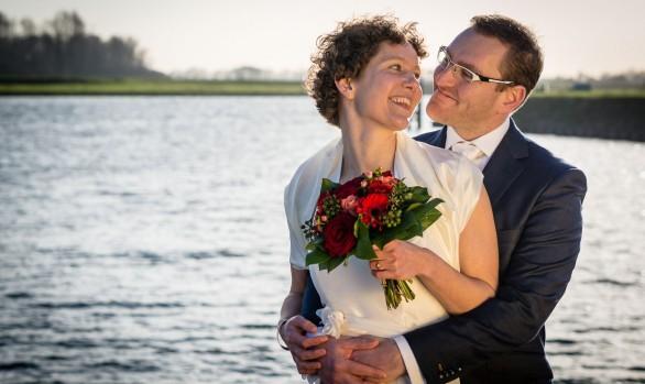 Bruiloft Syb & Esther